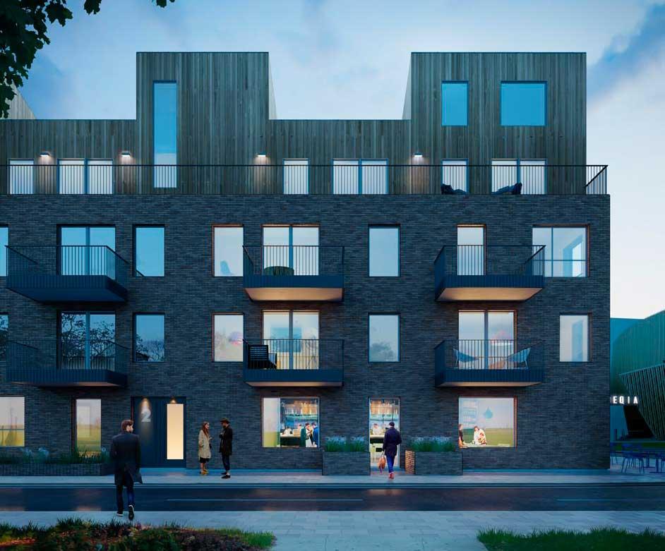 Klimatsmarta bostäder för Småa