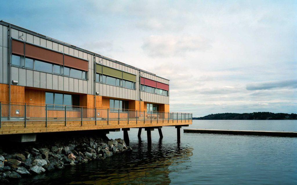 Gåshaga Brygga, Lidingö