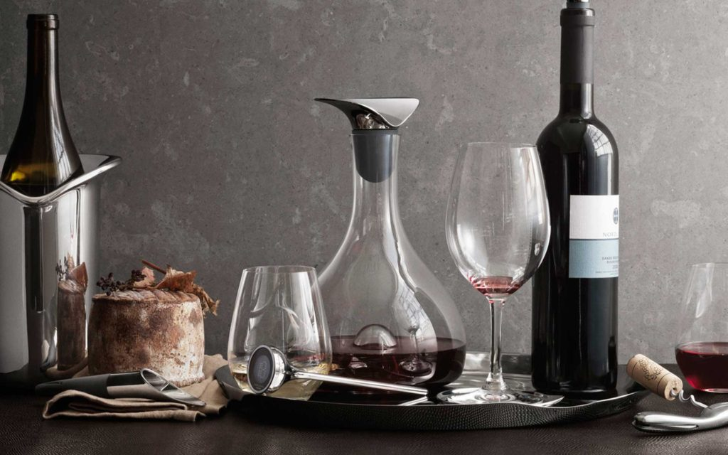 Wine, Georg Jensen