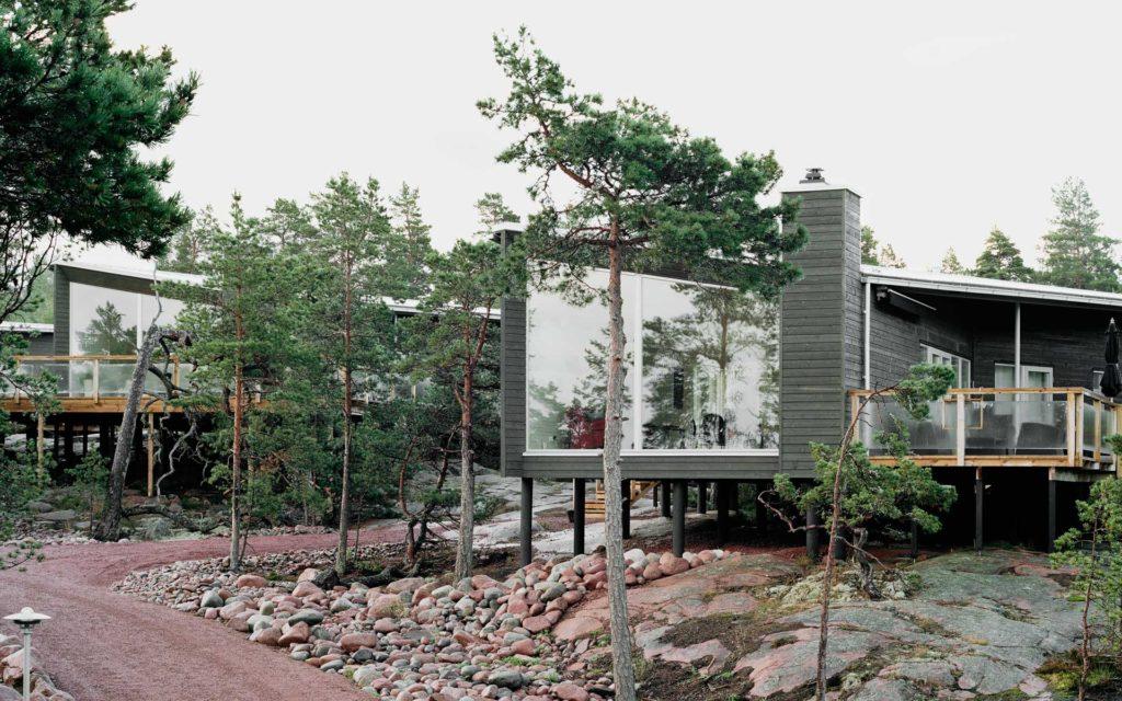 Havsvidden, Åland