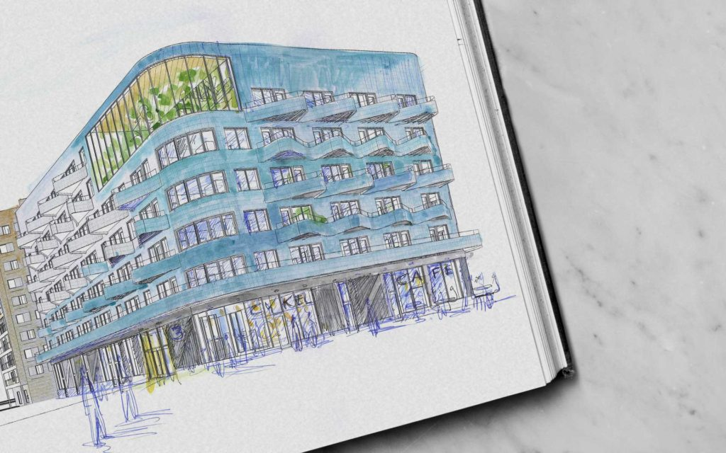 Kollektivhuset 2.0, Wallenstam