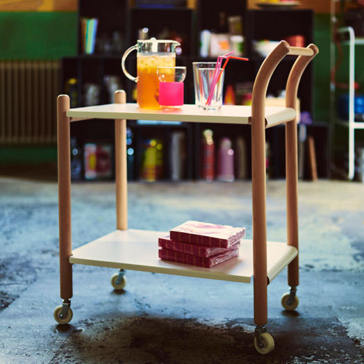 IKEA PS 2017 - Sidobord med hjul