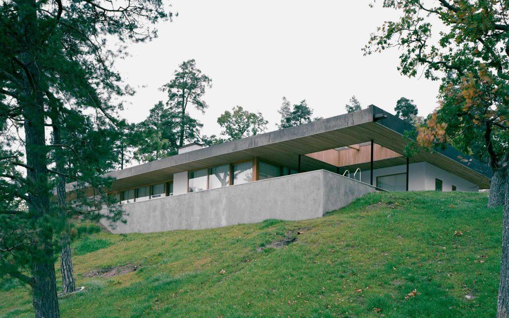 Villa Ahlström, Värmdö