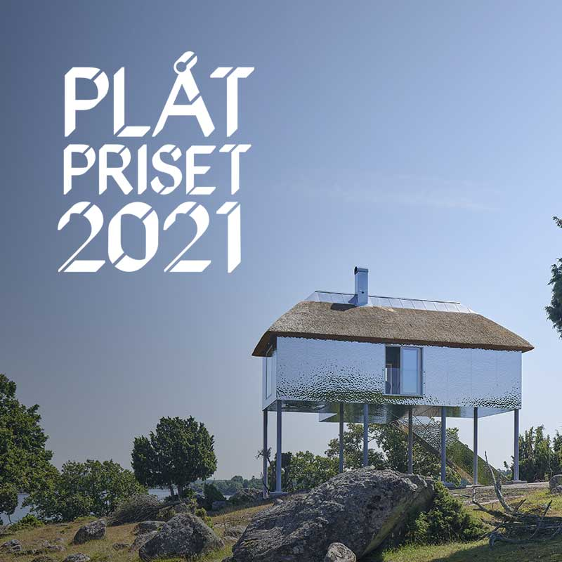 Synvillan vinner Plåtpriset 2021