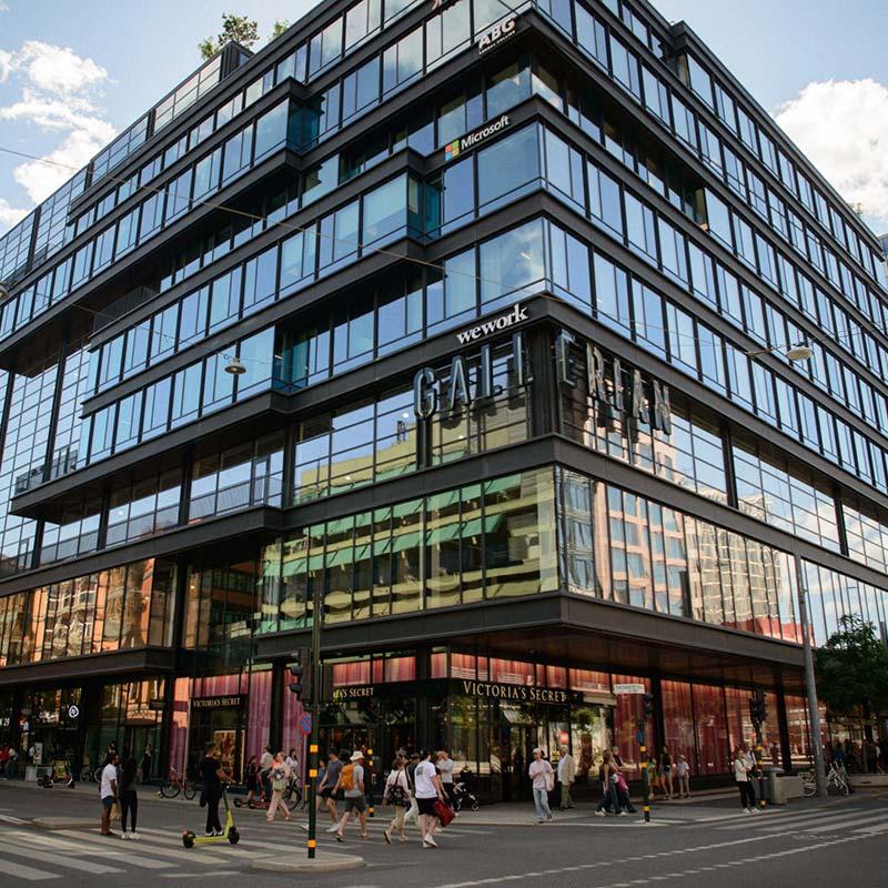 Ny mötesplats för Stockholm Handelskammare